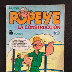 Cómics: POPEYE Nº 4 EDITORIAL BURULAN BURU LAN. Lote 131575366