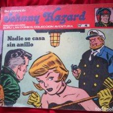 Cómics: JOHNNY HAZARD COLECCION AVENTURA Nº 4. BURU LAN - BURULAN EDICIONES, 1973. Lote 131706594