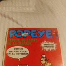 Cómics: COMIC POPEYE BURULAN COMICS COLOR NUMERO 27. Lote 131753003