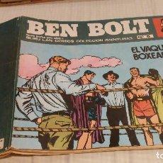 Cómics: BEN BOLT- Nº 5- EL VAQUERO BOXEADOR. Lote 131884794