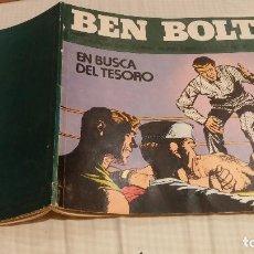 Cómics: BEN BOLT DE BURULAN Nº 7-EN BUSCA DEL TESORO. Lote 131885470