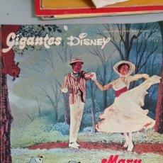 Cómics: MARY POPPINS GIGANTES DE DISNEY. Lote 132102874