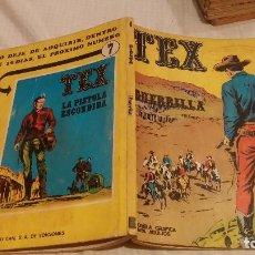 Cómics: TEX - Nº 6 -GUERRILLA - 1970. Lote 132389550