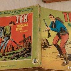 Cómics: TEX - Nº 24 - MASACRE - BURU LAN - 1971. Lote 132389990