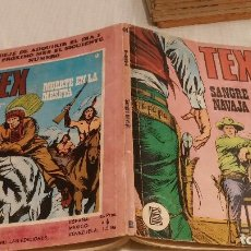 Cómics: TEX - NUMERO 44 - SANGRE NAVAJA - BURULAN - . Lote 132390194