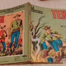 Cómics: TEX. Nº 52. LA VENTISCA. BURU LAN. Lote 132390390