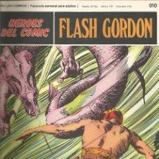 Cómics: FLASH GORDON HEROES DEL COMIC BURU LAN FASCÍCULO Nº 10. Lote 132642270