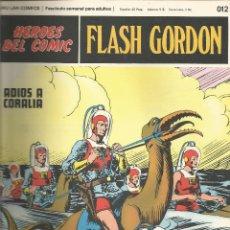 Cómics: FLASH GORDON HEROES DEL COMIC BURU LAN FASCÍCULO Nº 12. Lote 132642366