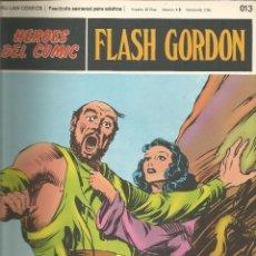Cómics: FLASH GORDON HEROES DEL COMIC BURU LAN FASCÍCULO Nº 13. Lote 132642414