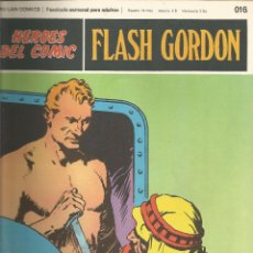 Cómics: FLASH GORDON HEROES DEL COMIC BURU LAN FASCÍCULO Nº 16. Lote 132642522