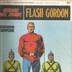Cómics: FLASH GORDON HEROES DEL COMIC BURU LAN FASCÍCULO Nº 17. Lote 132642566