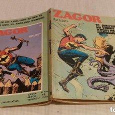 Cómics: ZAGOR Nº 35 EL GIGANTE REBELDE - BURULAN. Lote 132670846