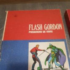 Cómics: COMIC LIBRO FLASH GORDON PRISIONERO DE MING. Lote 132737051