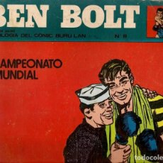 Cómics: BEN BOLT. Nº 8. BURU LAN 1973.(ST/). Lote 132784278