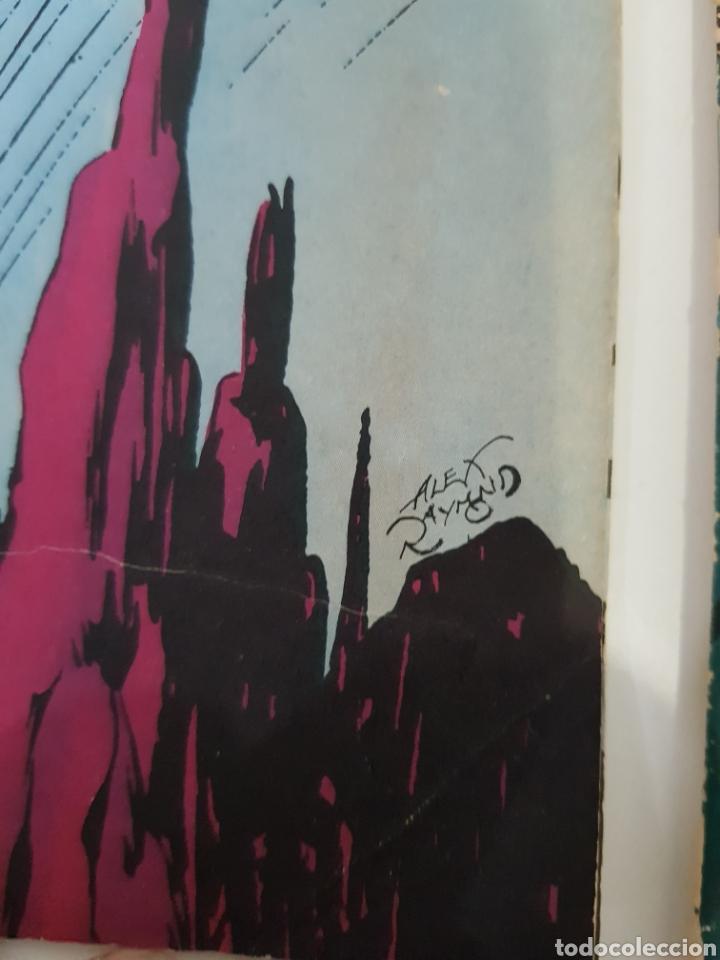 Cómics: FLASH GORDON EL RAYO CELESTE 01 - LOS REBELDES DE MONGO 02- EL PODER DE VULTAN 03 - TOMO 01 - Foto 4 - 132915743