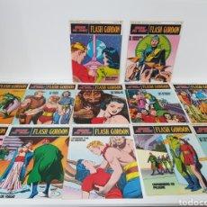 Cómics: COLECCIÓN COMPLETA !!! FLASH GORDON 1971 - VOLUMEN 1. Lote 132941954
