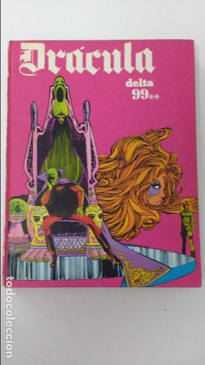 DRÁCULA DELTA 99 - TOMO 5. 1973. BUEN ESTADO. REBAJADO (Tebeos y Comics - Buru-Lan - Drácula)