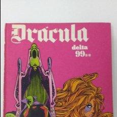 Cómics: DRÁCULA DELTA 99 - TOMO 5. 1973. BUEN ESTADO. REBAJADO. Lote 133038418