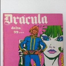 Cómics: DRÁCULA DELTA 99. TOMO 6. 1973. BUEN ESTADO. Lote 133040622