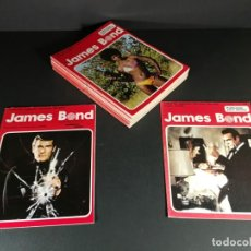 Cómics: JAMES BOND - COLECCION COMPLETA 30 NÚMEROS - BURU-LAN - MUY DIFICIL DE CONSEGUIR - PERFECTO ESTADO. Lote 133198162