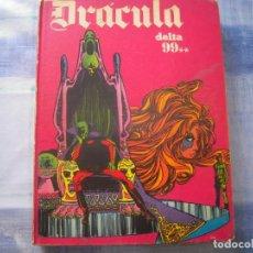 Cómics: VOLUMEN DRACULA DELTA 99 Nº 5. Lote 133203166