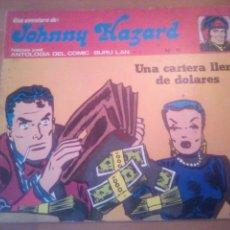 Cómics: JOHNNY HAZARD 5 BURULAN. Lote 133532442