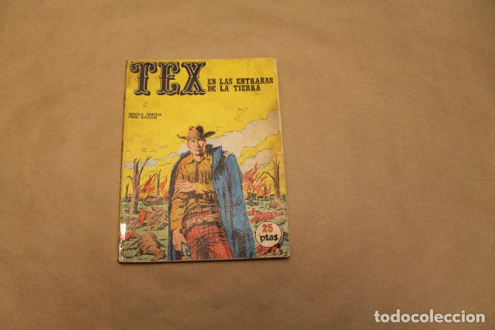 Cómics: TEX Nº 10, EDITORIAL BURULAN - Foto 1 - 133554134
