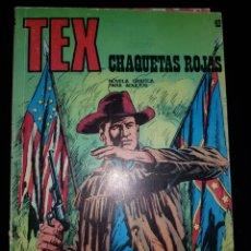 Cómics: TEX CHAQUETAS ROJAS NUM.42 BURULAN. Lote 134205690