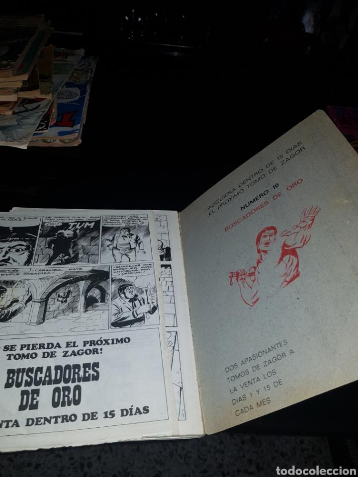 Cómics: ZAGOR RETORNO AL PASADO NÚMERO 9 BURU LAN - Foto 4 - 134208803
