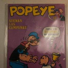 Fumetti: NUMERO 12 DE LA COLECCION POPEYE. BURU LAN 1970 - 1974.. Lote 134230442