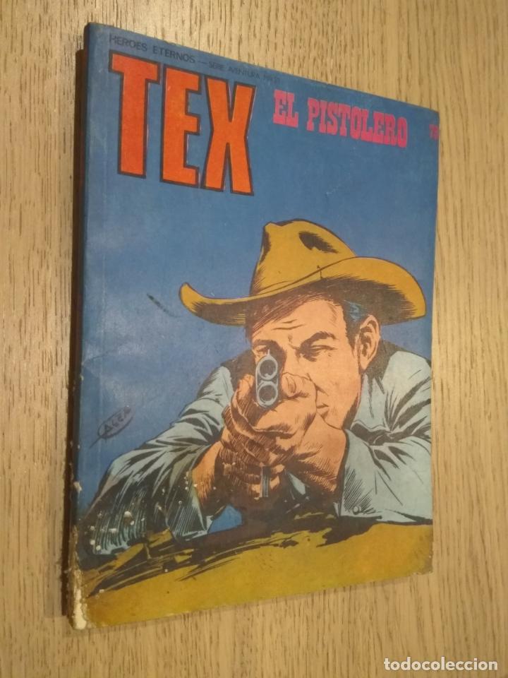 TEX BURULAN 79 EL PISTOLERO 1971 (Tebeos y Comics - Buru-Lan - Tex)