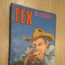 Cómics: TEX BURULAN 79 EL PISTOLERO 1971. Lote 134492386