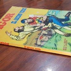 Cómics: BUEN ESTADO ZAGOR 18 BURU LAN. Lote 135129030