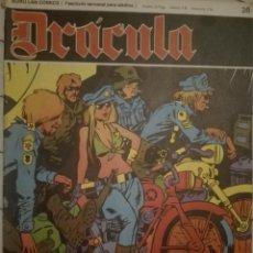 Cómics: DRACULA 26.1972.EN BUEN ESTADO. Lote 135523302