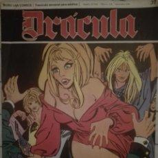 Cómics: DRACULA 37.1972.EN BUEN ESTADO. Lote 135523578