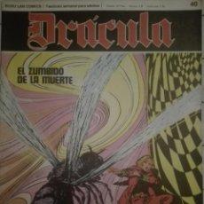 Cómics: DRACULA 40.1972.EN BUEN ESTADO. Lote 135523798
