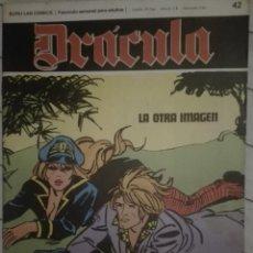Cómics: DRACULA 42.1972.EN BUEN ESTADO. Lote 135523930
