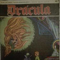Cómics: DRACULA 60.1972.EN BUEN ESTADO. Lote 135524170
