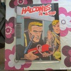 Cómics: HALCONES DE ACERO EL SECUESTRO 80 PAGINAS.. Lote 135570366