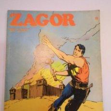 Cómics: ZAGOR NUM 33 – EL FUERTE ABANDONADO - BURU LAN 1972. Lote 135610574