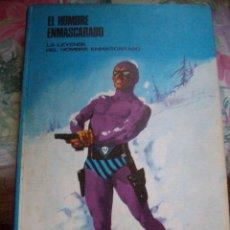 Cómics: TOMO EL HOMBRE ENMASCARADO Nº 0 BURU LAN. Lote 136610338