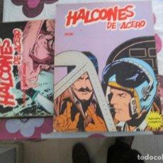 Cómics: HALCONES DE ACERO 6 TOMOS COMPLETA. Lote 136671958