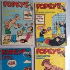 Cómics: POPEYE Nº 4, 7, 10, 11, 15, 16 -EDITA : BURU LAN. Lote 137185834