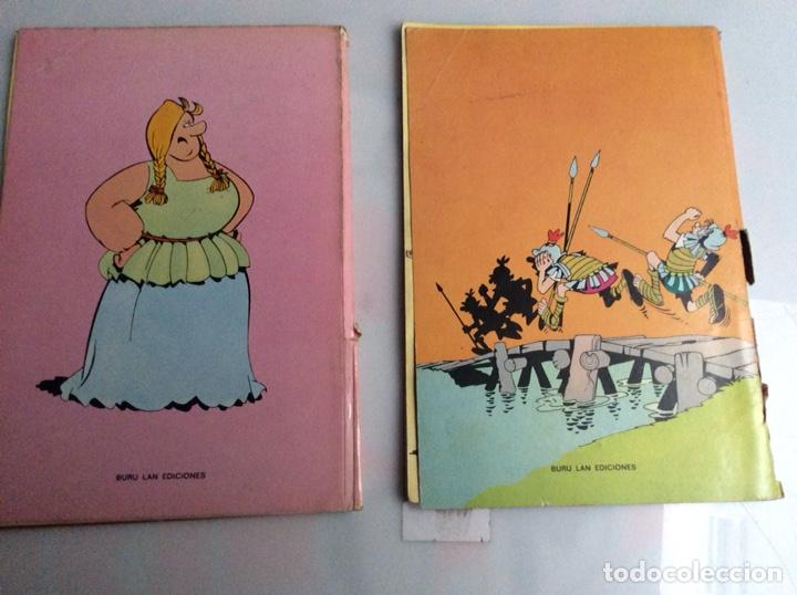 Cómics: ALEX Nº 8 y 12 - BURU LAN 1974 -EDITA : BURU LAN - Foto 3 - 137186098