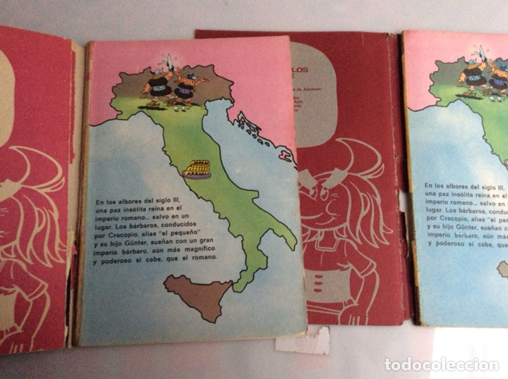 Cómics: ALEX Nº 8 y 12 - BURU LAN 1974 -EDITA : BURU LAN - Foto 2 - 137186098