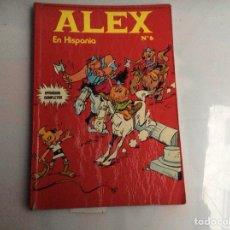 Cómics: ALEX Nº 12 -EDITA : BURU LAN. Lote 137186474