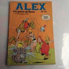 Cómics: ALEX Nº 12 -EDITA : BURU LAN. Lote 137186542