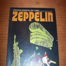 Cómics: ZEPPELIN - NÚMERO 2 - AÑO 1973 - MUY BUEN ESTADO. Lote 137209306