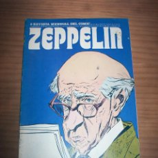 Cómics: ZEPPELIN - NÚMERO 3 - AÑO 1973 - MUY BUEN ESTADO. Lote 137209802