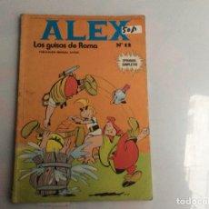 Cómics: ALEX Nº 8 -EDITA : BURU LAN. Lote 137186346